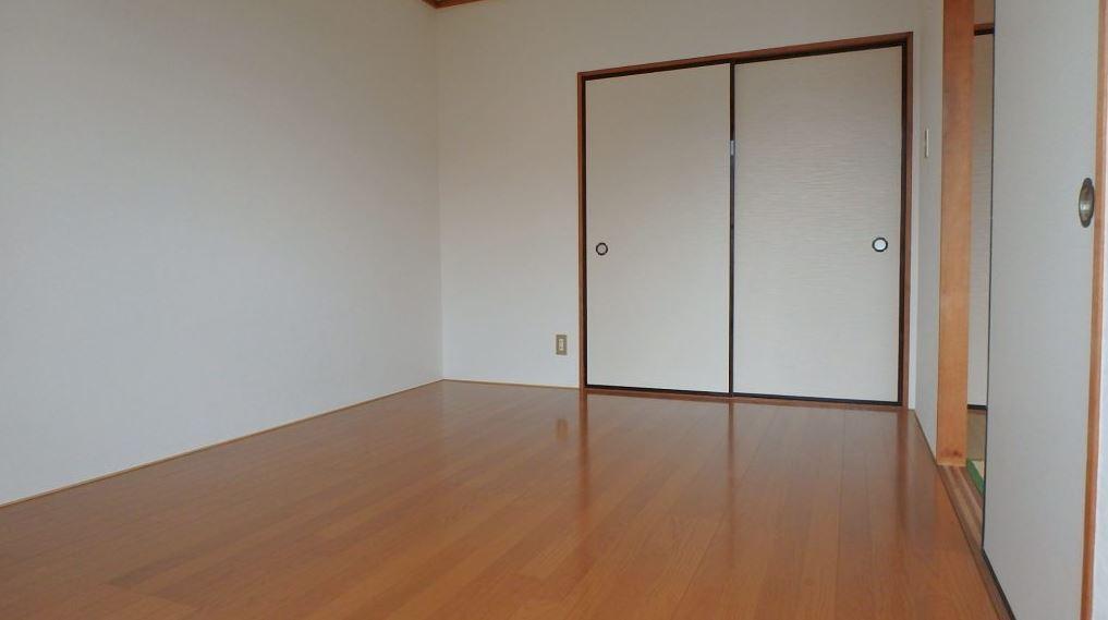 実測した部屋の全景