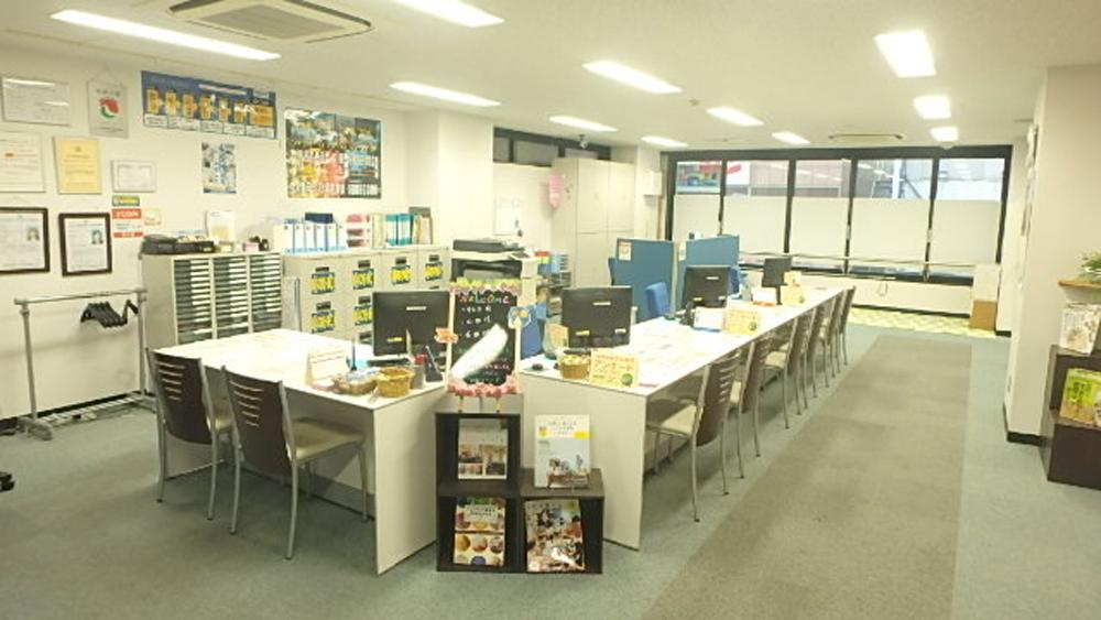 西川口店-店内