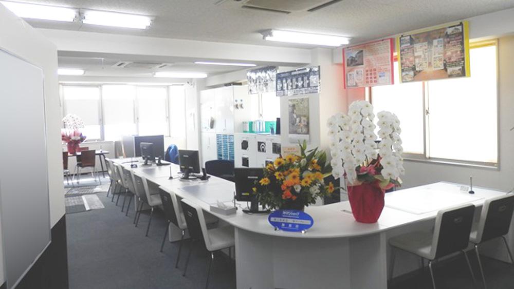 瑞江駅前店-店内