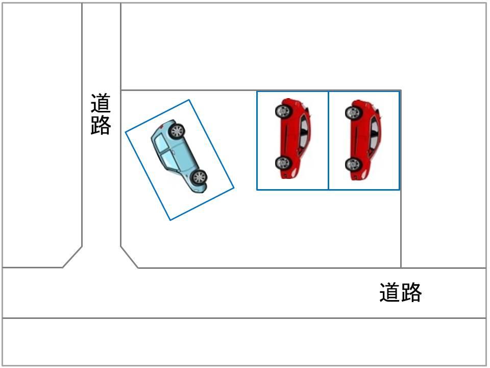 太田窪月極駐車場