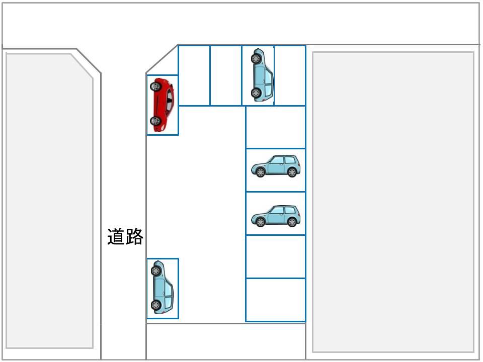 坂本第4月極駐車場