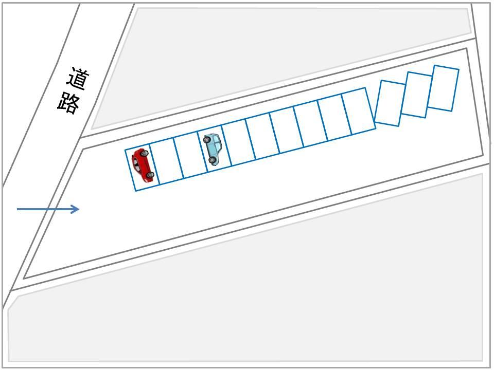 指扇駐車場