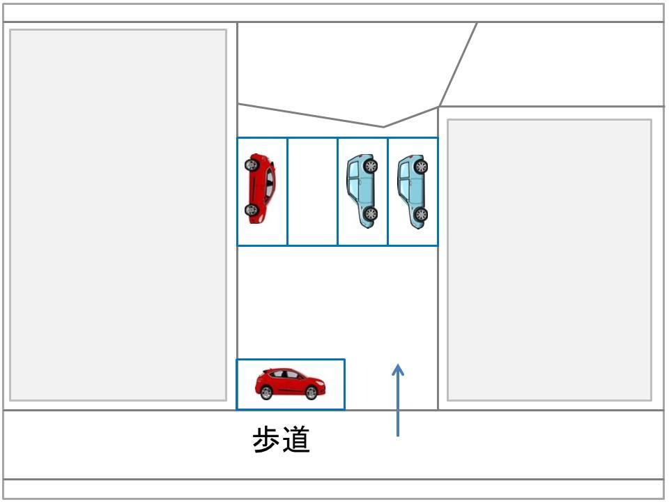 宮原4丁目井上月極駐車場