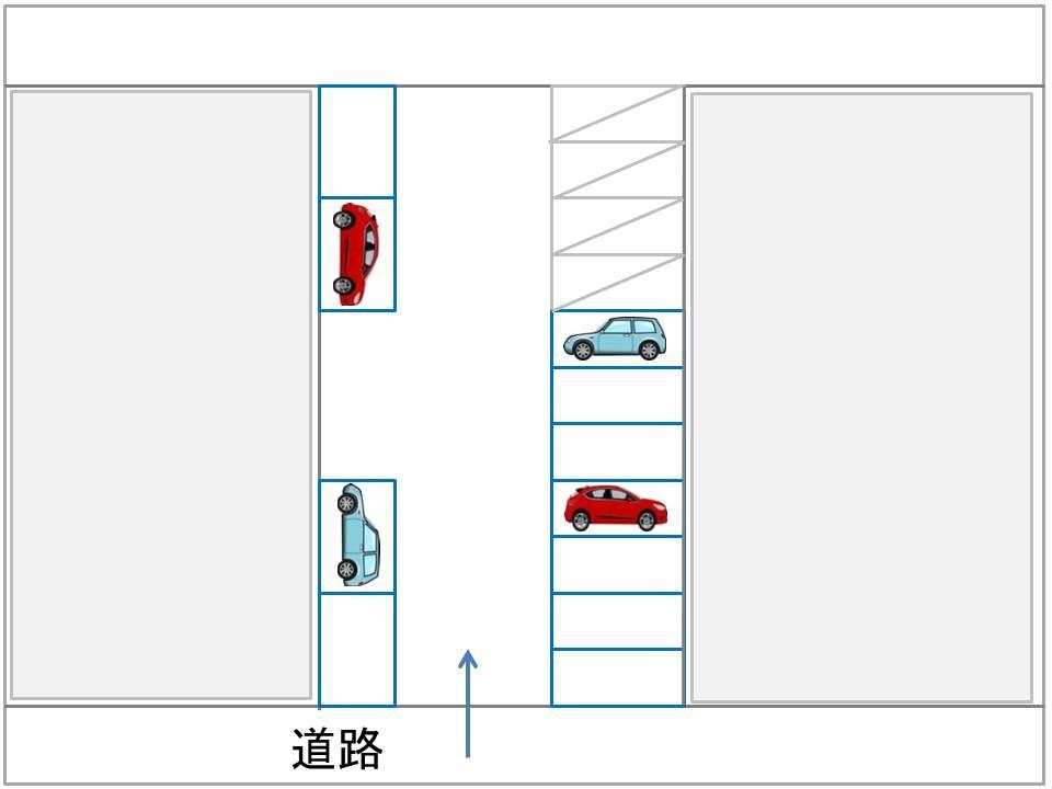 坂本第2月極駐車場