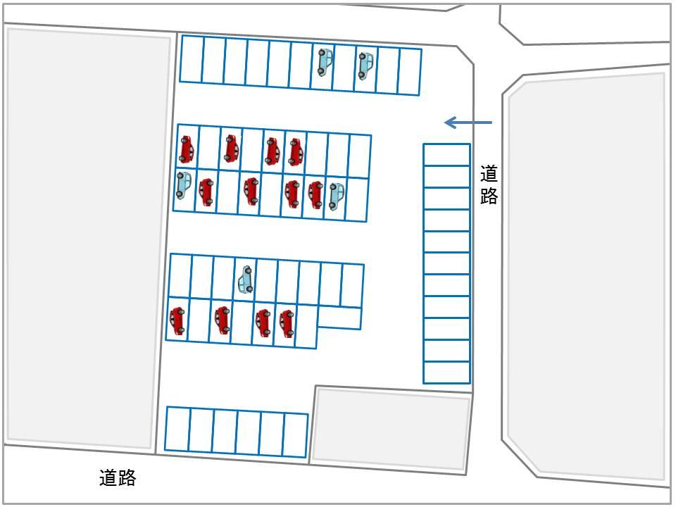 北山駐車場