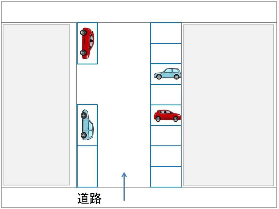坂本第3月極駐車場