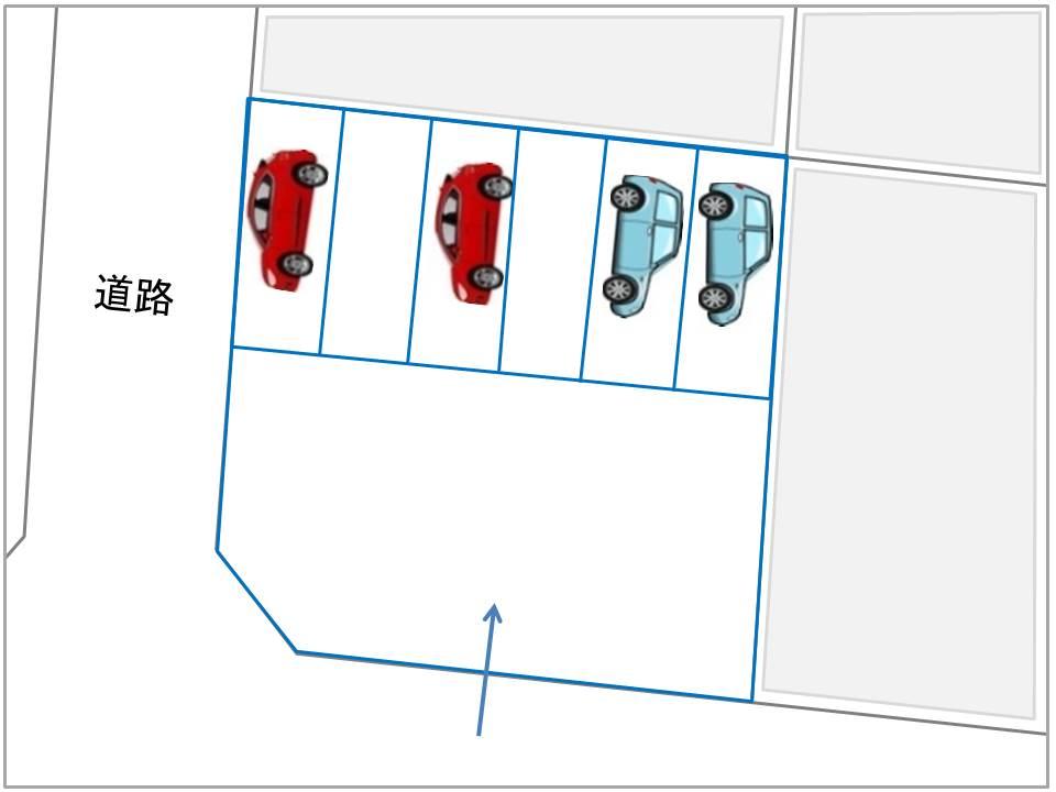 渋谷月極駐車場